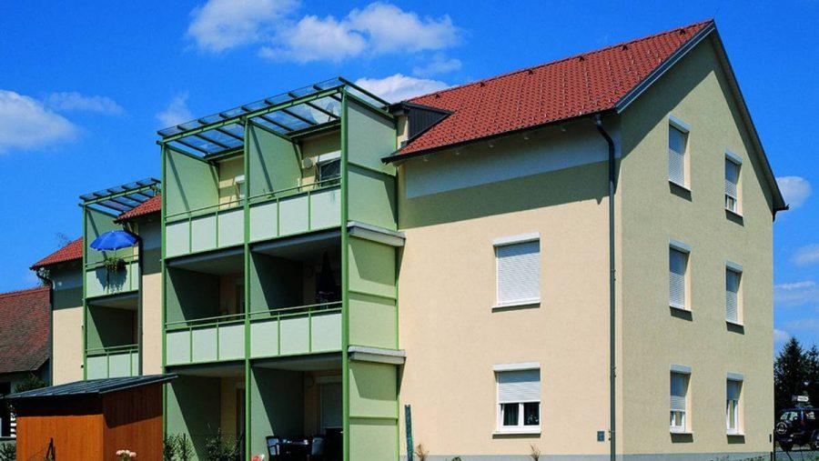 Immobilie von Wien-Süd in 7503 Großpetersdorf, Widderweg 1, 2, 4 #0