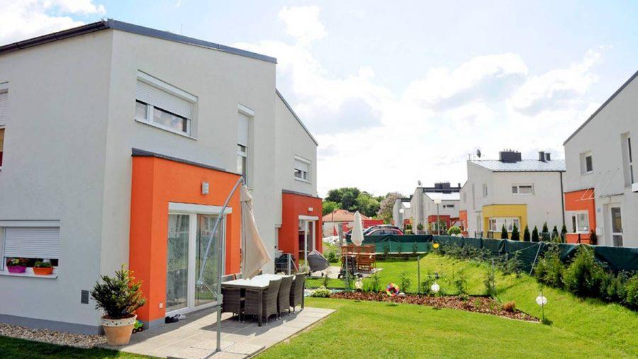 Immobilie von Wien-Süd in 2421 Kittsee, Schloßgärtnerei 41-60 #1