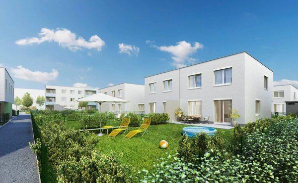 Hinterschweigerstr. 39-45 - Doppelhäuser