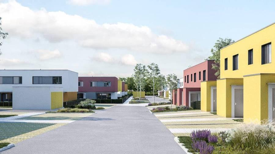 Immobilie von Wien-Süd in 4844 Regau, Suttner Straße 28-57, Bauernfeindsiedlung 28-31 #1