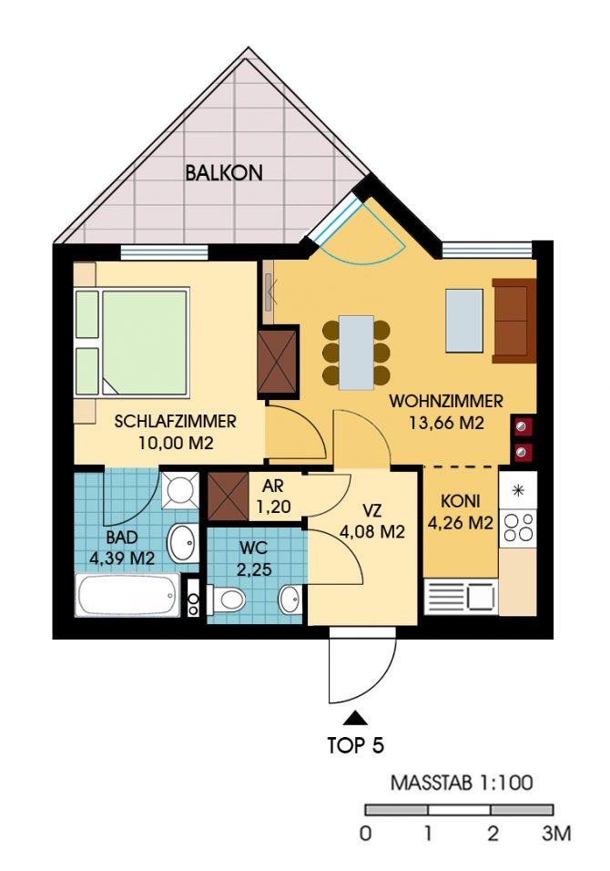 Immobilie von Wien-Süd in 2441 Mitterndorf an der Fischa, Lagerstraße 14a #1