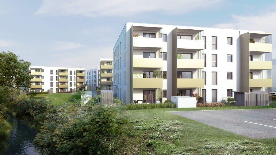 Immobilie von Wien-Süd in 4690 Schwanenstadt, Florianistraße 6+7, Bauteil 2 #2