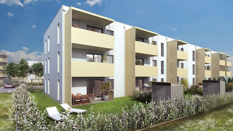 Immobilie von Wien-Süd in 4690 Schwanenstadt, Florianistraße 4+5, Bauteil 1 #0