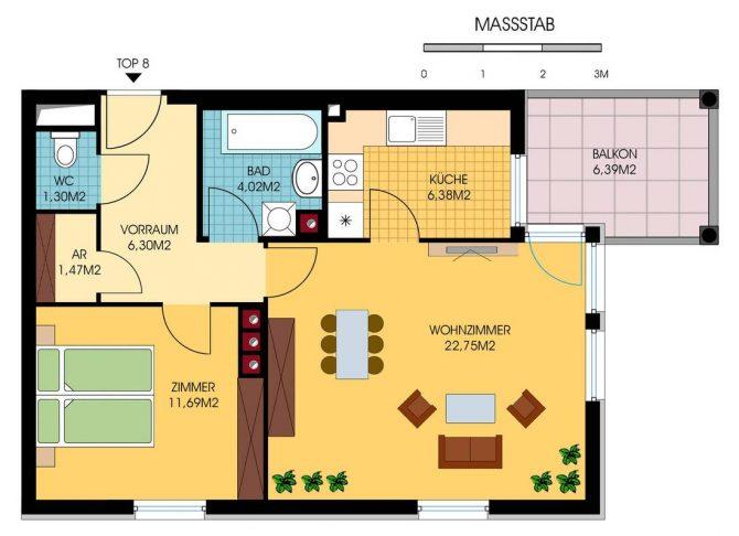 Immobilie von Wien-Süd in 2565 Neuhaus, Weissenbacherstraße 1 #3