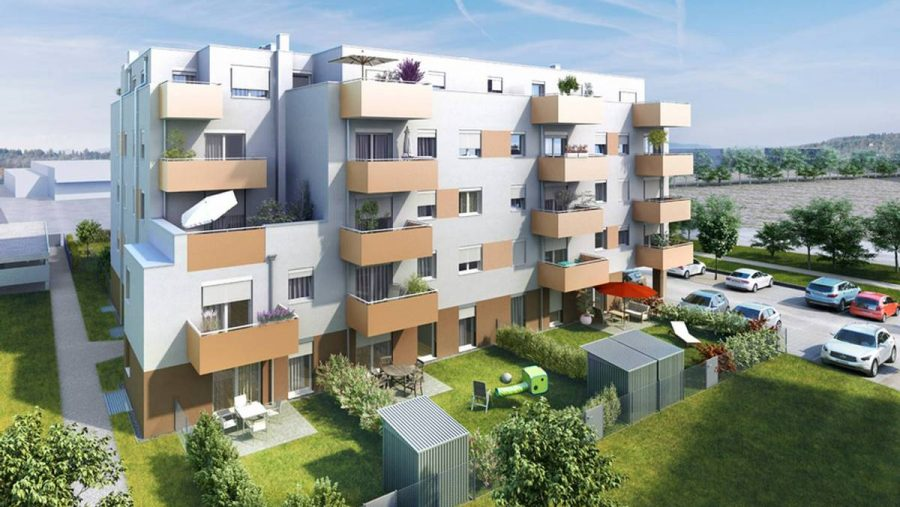 Immobilie von Wien-Süd in 2700 Wiener Neustadt, Neudörfler Straße 37, Bauteil 2 #0