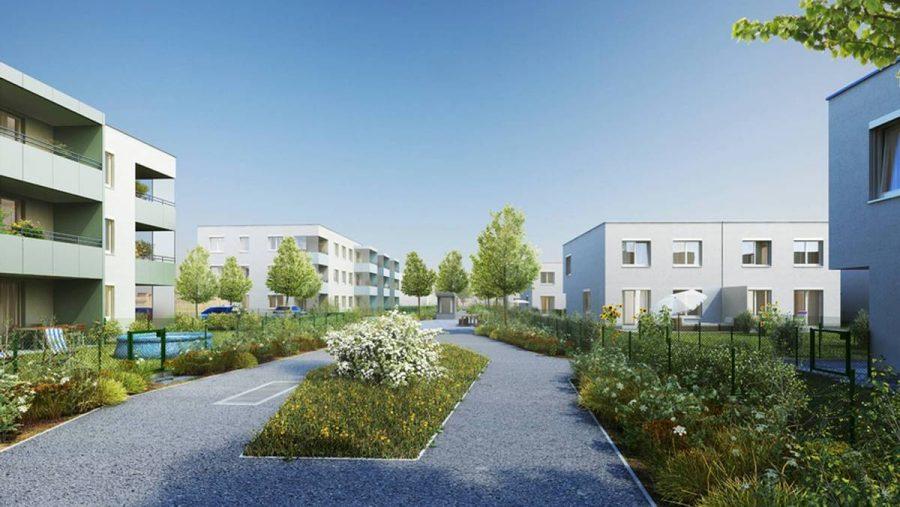 Immobilie von Wien-Süd in 4600 Wels, Hinterschweigerstr. 39-45 - Doppelhäuser #1