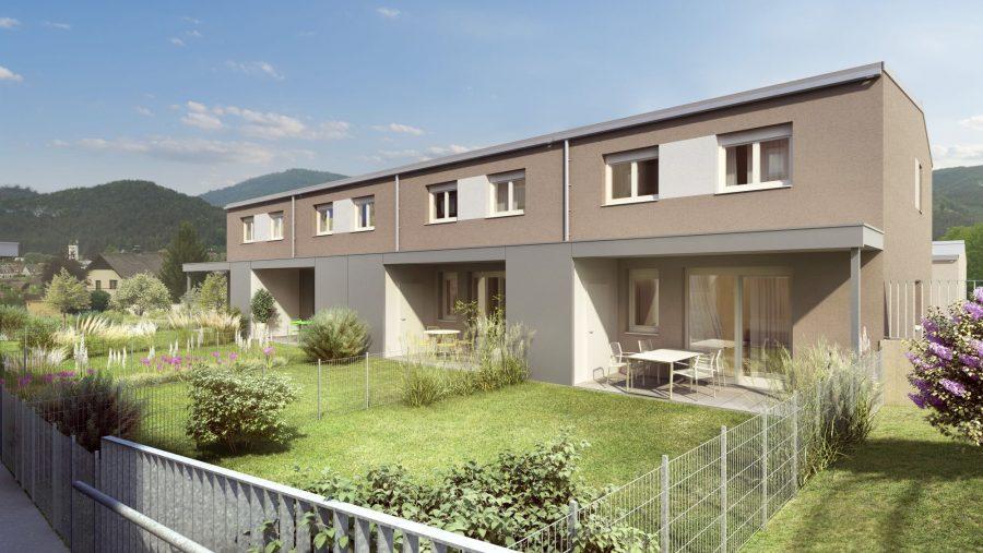 Immobilie von Wien-Süd in 2763 Neusiedl bei Pernitz, Hochstraße 8A-8E #1