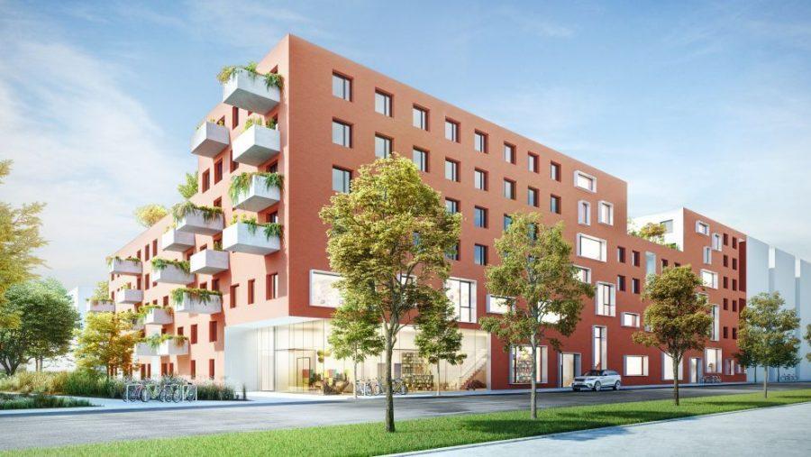 Immobilie von Wien-Süd in 1210 Wien, An der Schanze #0