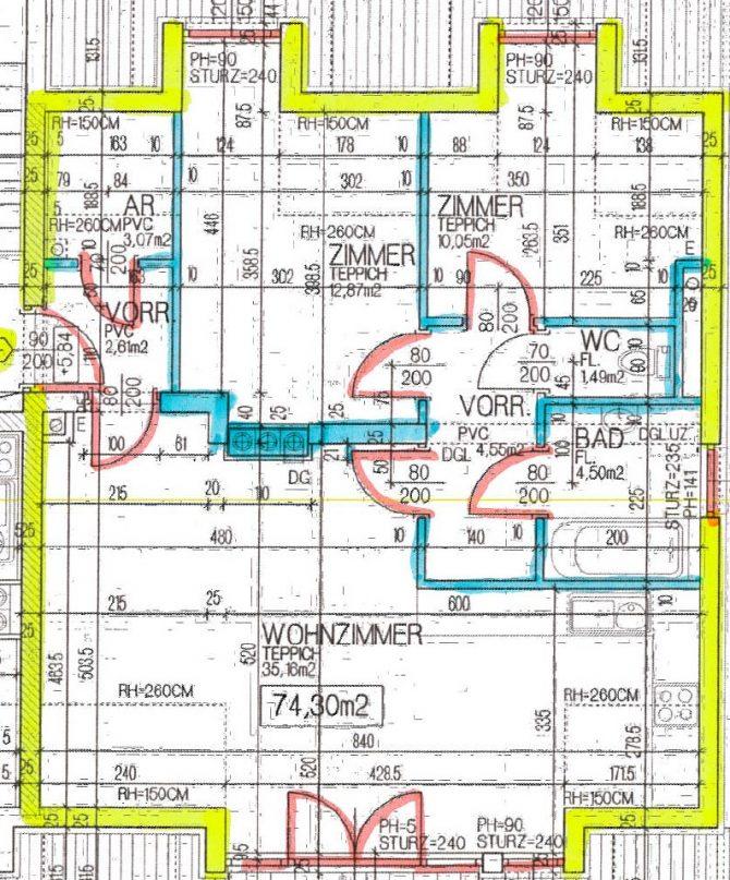 Immobilie von Wien-Süd in 7535 St. Michael, Sonnenweg 370 #3