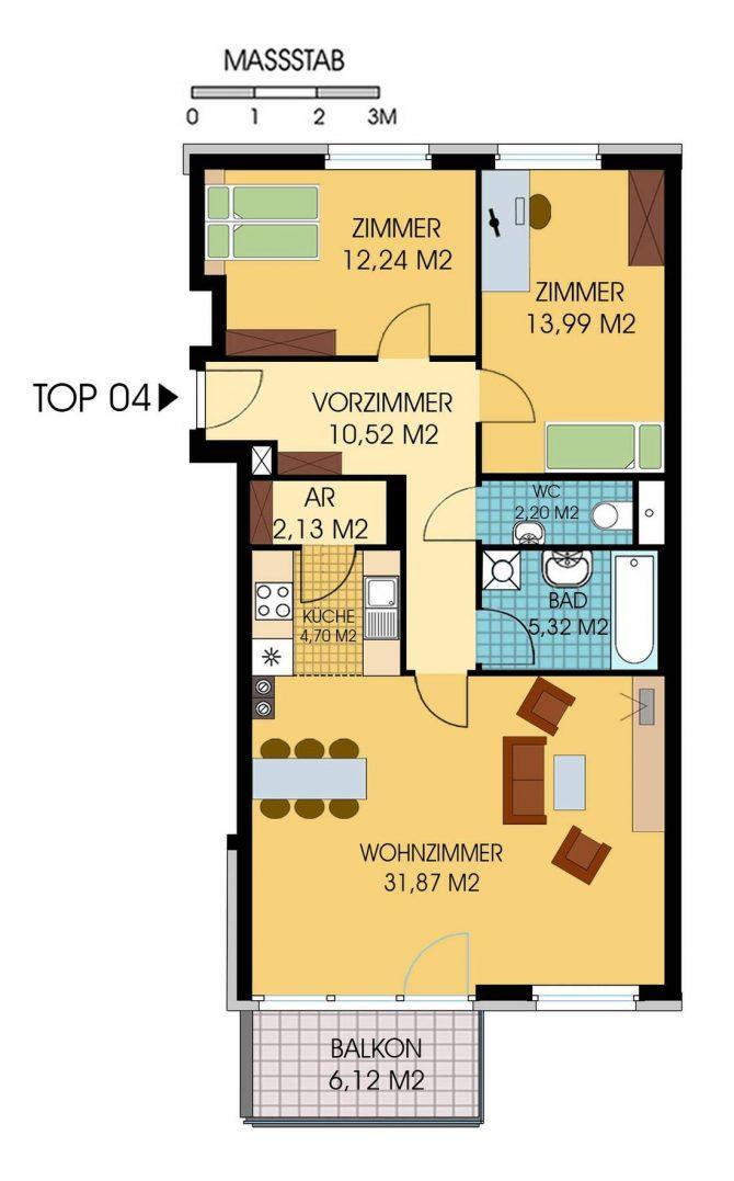 Immobilie von Wien-Süd in 2604 Theresienfeld, Tonpfeifengasse 8 #4