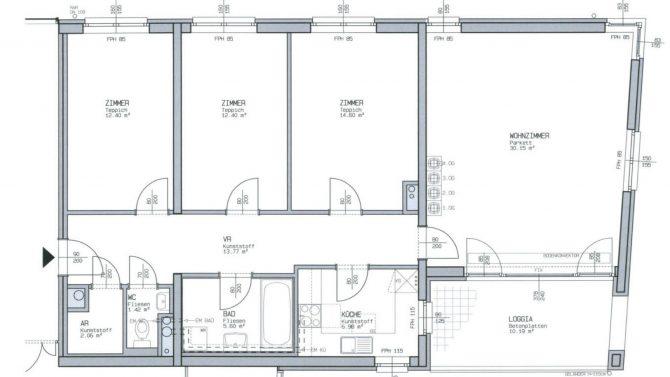 Immobilie von Wien-Süd in 7000 Eisenstadt, Johann-Sebastian-Bachgasse 3 #2