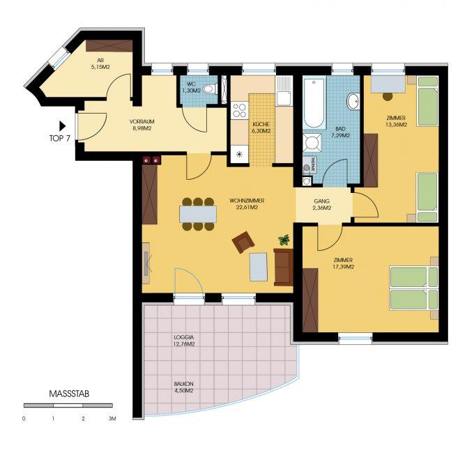Immobilie von Wien-Süd in 7503 Kleinpetersdorf, Kleinpetersdorf 112 #4