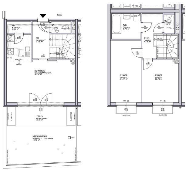 Immobilie von Wien-Süd in 7000 Eisenstadt, Johann Sebastian-Bachgasse 5 #3
