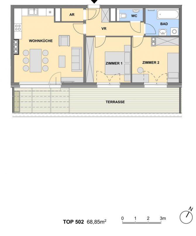 Immobilie von Wien-Süd in 7000 Eisenstadt, Bischof Stefan Laszlo-Straße 12+14 #3