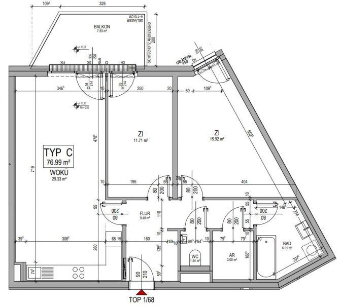 Immobilie von Wien-Süd in 1210 Wien, Ottilie-Bondy-Promenade 4 #9