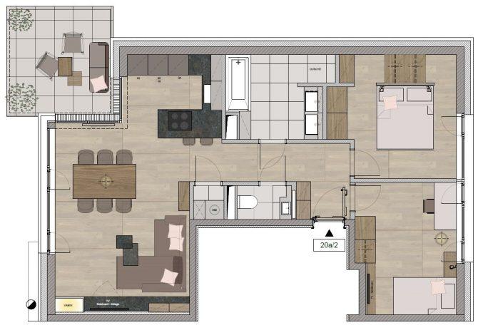 Immobilie von Wien-Süd in 4810 Gmunden, Gartengasse 20 & 20a #3