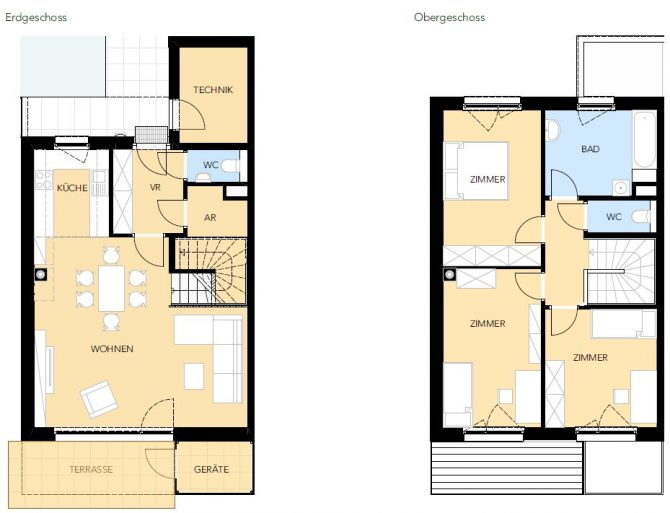 Immobilie von Wien-Süd in 4844 Regau, Suttner Straße, Bauteil 2 #5