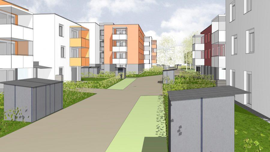 Immobilie von Wien-Süd in 4651 Stadl-Paura, Klosterleiten/Salzstraße - Junges Wohnen #2