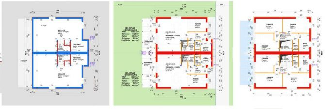 Immobilie von Wien-Süd in 4600 Wels, Hinterschweigerstr. 39-45 - Doppelhäuser #2