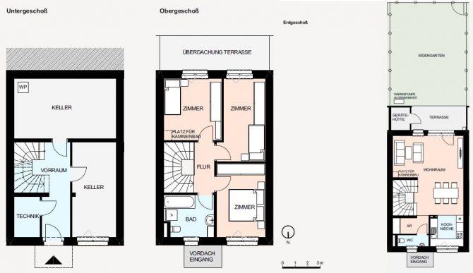 Immobilie von Wien-Süd in 2763 Neusiedl bei Pernitz, Hochstraße 8A-8E #3
