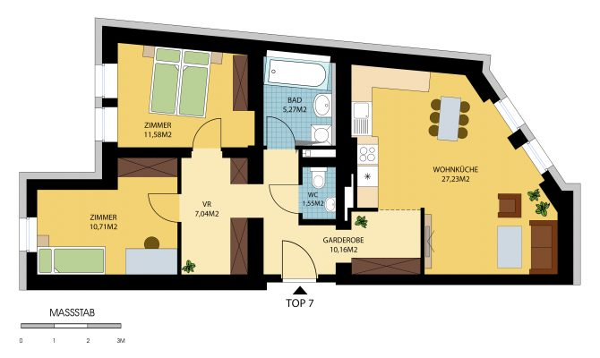 Immobilie von Wien-Süd in 2650 Payerbach, Ortsplatz 3 #4