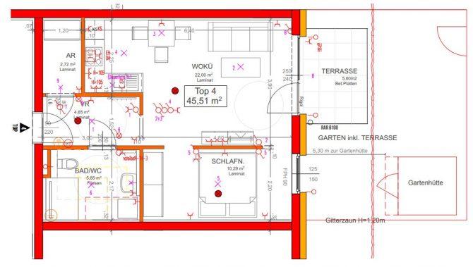 Immobilie von Wien-Süd in 2563 Pottenstein, Hainfelder Straße 42-44 #3