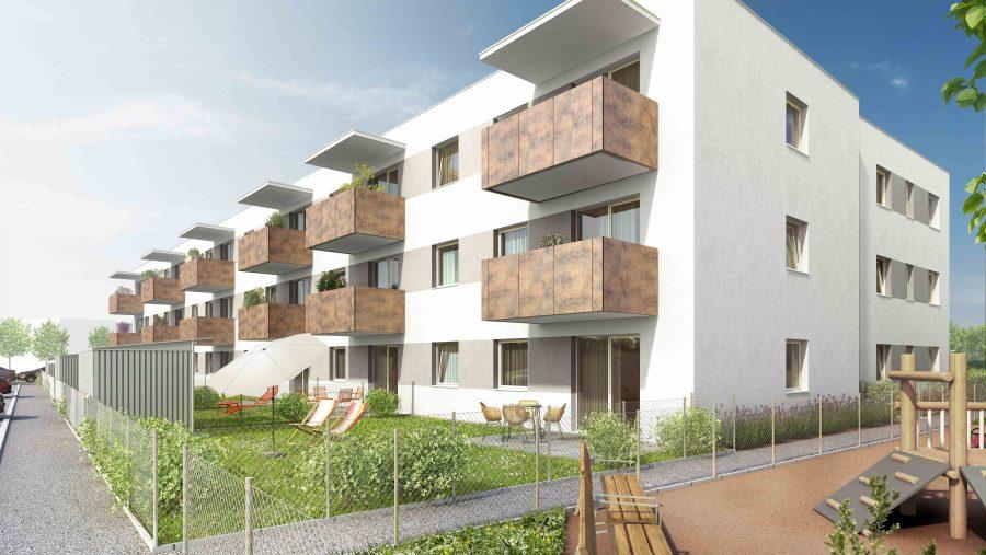 Immobilie von Wien-Süd in 2460 Bruck an der Leitha, Fliedergasse 1/Stiege 4 #1