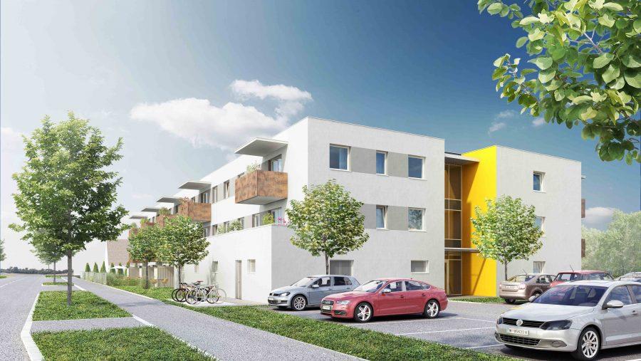 Immobilie von Wien-Süd in 2460 Bruck an der Leitha, Fliedergasse 1/Stiege 4 #2