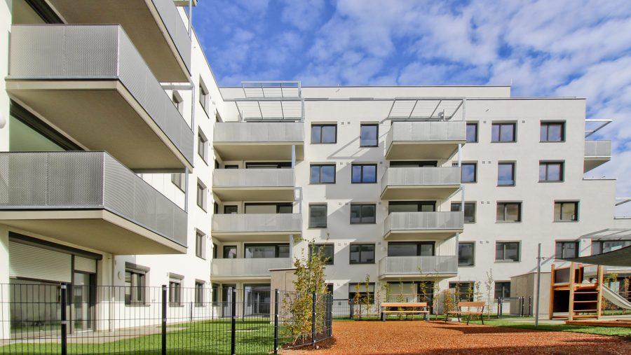 Immobilie von Wien-Süd in 7000 Eisenstadt, Bischof Stefan Laszlo-Straße 12+14 #1