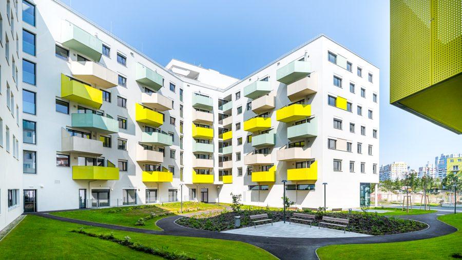 Immobilie von Wien-Süd in 1210 Wien, Ottilie-Bondy-Promenade 4 #1