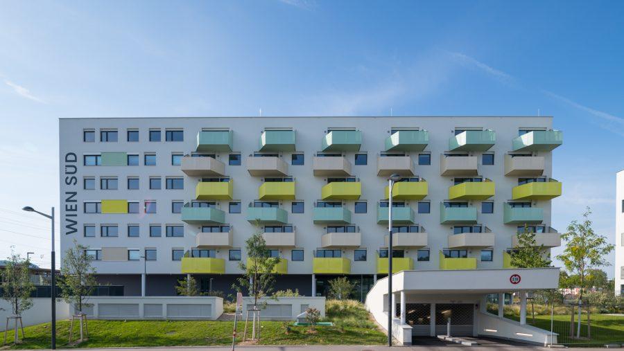Immobilie von Wien-Süd in 1210 Wien, Ottilie-Bondy-Promenade 4 #0