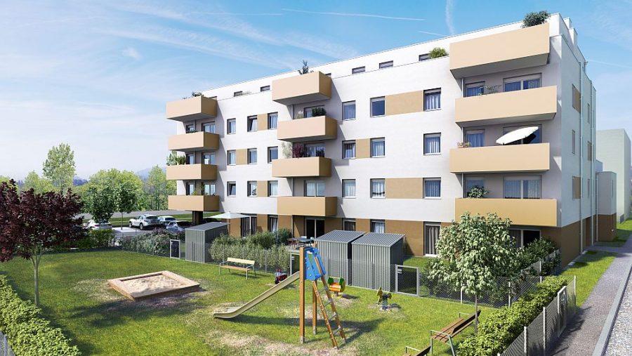Immobilie von Wien-Süd in 2700 Wiener Neustadt, Neudörfler Straße 37, Bauteil 2 #1