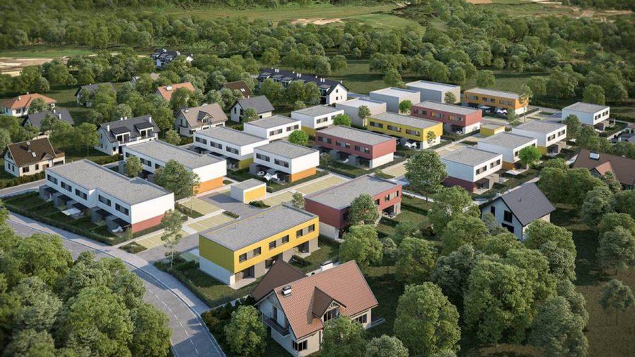 Immobilie von Wien-Süd in 4844 Regau, Suttner Straße 28-57, Bauernfeindsiedlung 28-31 #3