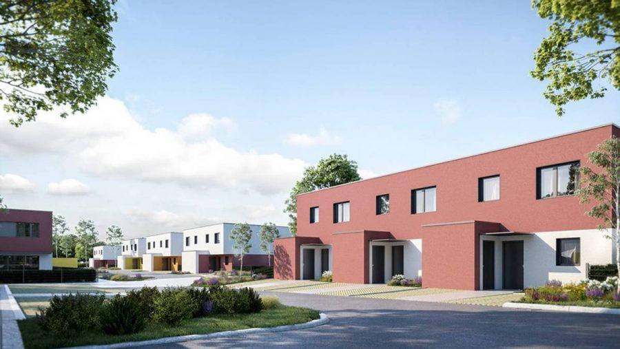 Immobilie von Wien-Süd in 4844 Regau, Suttner Straße 28-57, Bauernfeindsiedlung 28-31 #2