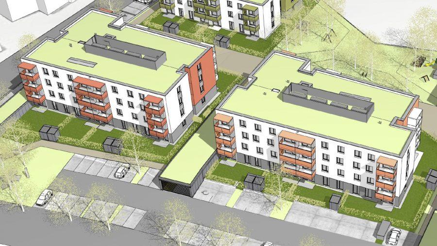 Immobilie von Wien-Süd in 4651 Stadl-Paura, Klosterleiten/Salzstraße - Geförderte Mietwohnungen #0