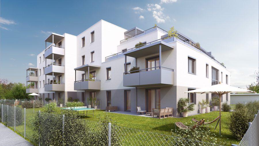 Immobilie von Wien-Süd in 2630 Ternitz-Pottschach, Webereistraße 6, Bauteil 2 #1