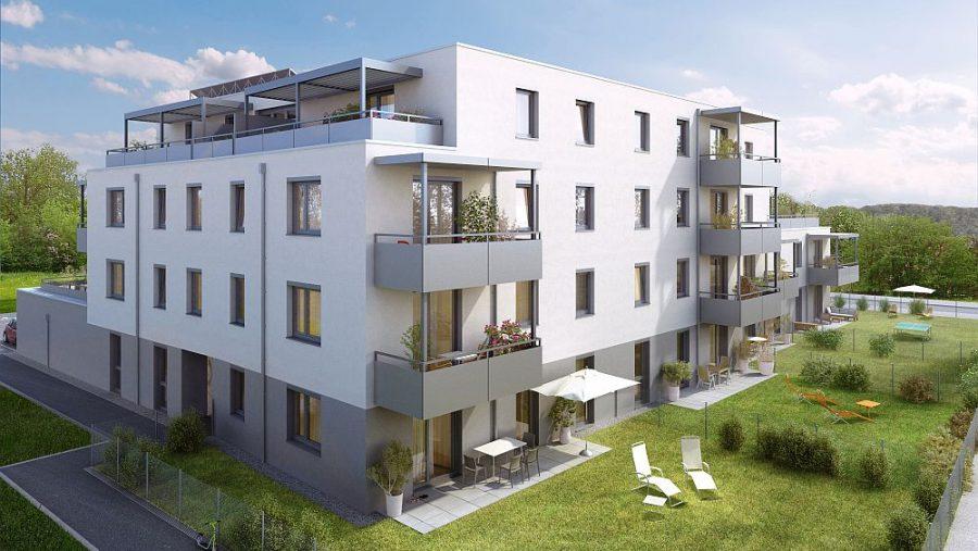 Immobilie von Wien-Süd in 2630 Ternitz-Pottschach, Webereistraße 6, Bauteil 2 #0