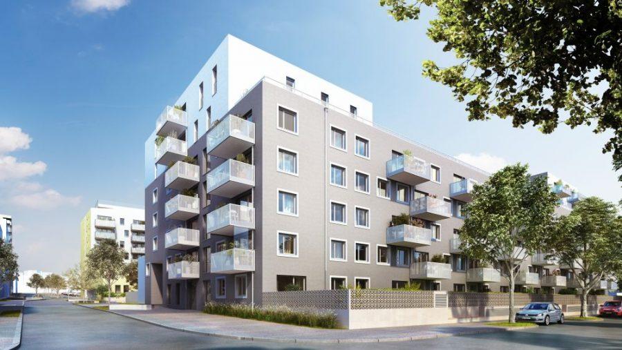 Immobilie von Wien-Süd in 1230 Wien, Carré Atzgersdorf, Scherbangasse/Ziedlergasse #2