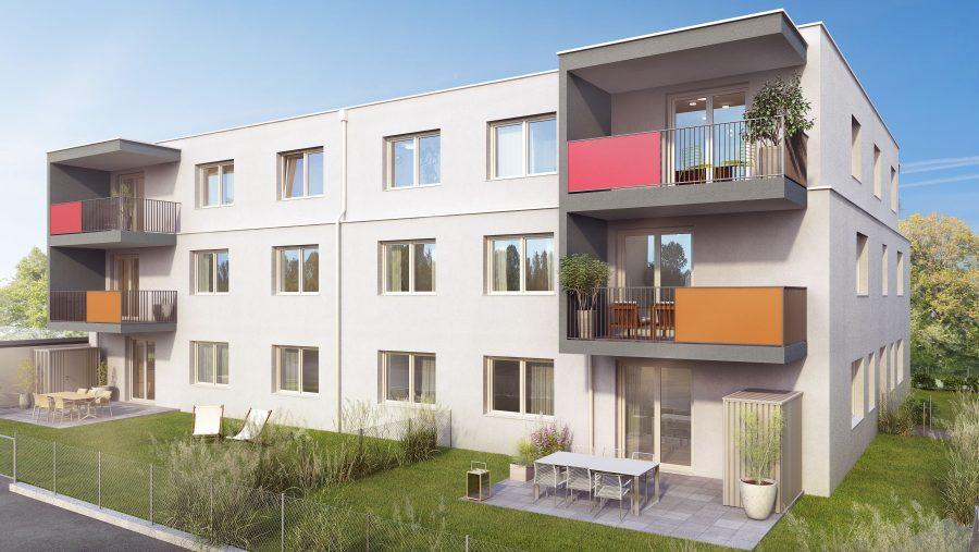 Immobilie von Wien-Süd in 7034 Zillingtal, Hauptstraße 54/Stiege 1 #0