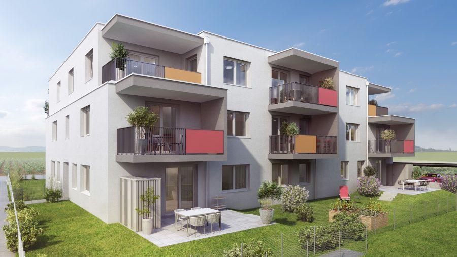 Immobilie von Wien-Süd in 7034 Zillingtal, Hauptstraße 54/Stiege 1 #1