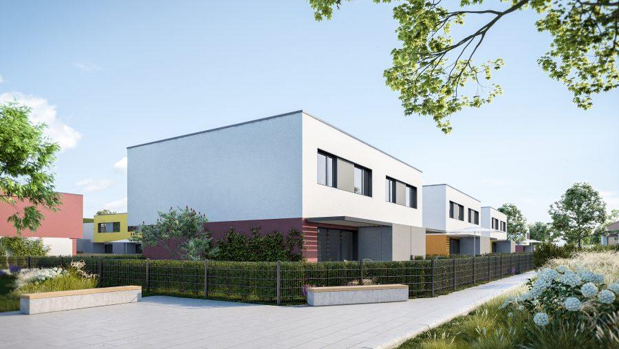 Immobilie von Wien-Süd in 4844 Regau, Suttner Straße 28-57, Bauernfeindsiedlung 28-31 #0