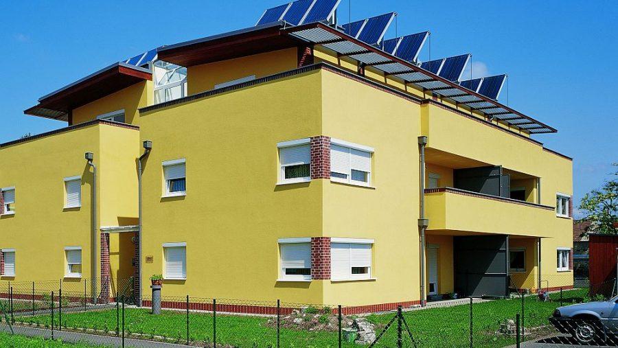 Immobilie von Wien-Süd in 7111 Parndorf, Bahnstraße 2c/Stiege 6 #0