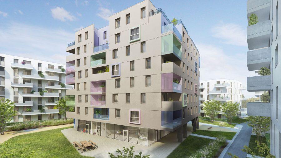 Immobilie von Wien-Süd in 1230 Wien, Atzgersdorfer Straße 259+261 #3